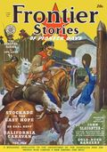 Frontier Stories (1924-1953 Doubleday/Fiction House) Pulp Vol. 14 #3