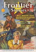 Frontier Stories (1924-1953 Doubleday/Fiction House) Pulp Vol. 14 #5