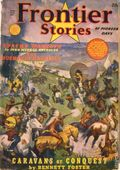 Frontier Stories (1924-1953 Doubleday/Fiction House) Pulp Vol. 14 #7
