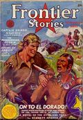 Frontier Stories (1924-1953 Doubleday/Fiction House) Pulp Vol. 14 #8