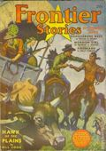 Frontier Stories (1924-1953 Doubleday/Fiction House) Pulp Vol. 14 #9