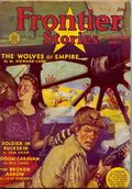 Frontier Stories (1924-1953 Doubleday/Fiction House) Pulp Vol. 14 #10