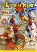 Frontier Stories (1924-1953 Doubleday/Fiction House) Pulp Vol. 14 #11