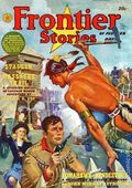 Frontier Stories (1924-1953 Doubleday/Fiction House) Pulp Vol. 15 #3