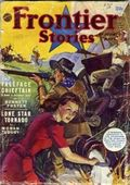 Frontier Stories (1924-1953 Doubleday/Fiction House) Pulp Vol. 15 #4