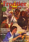 Frontier Stories (1924-1953 Doubleday/Fiction House) Pulp Vol. 15 #6