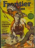 Frontier Stories (1924-1953 Doubleday/Fiction House) Pulp Vol. 15 #7