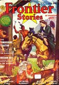 Frontier Stories (1924-1953 Doubleday/Fiction House) Pulp Vol. 15 #8