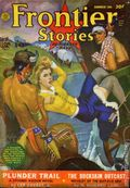 Frontier Stories (1924-1953 Doubleday/Fiction House) Pulp Vol. 15 #11