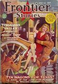 Frontier Stories (1924-1953 Doubleday/Fiction House) Pulp Vol. 16 #2