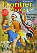 Frontier Stories (1924-1953 Doubleday/Fiction House) Pulp Vol. 16 #5