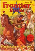 Frontier Stories (1924-1953 Doubleday/Fiction House) Pulp Vol. 16 #7