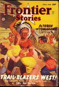 Frontier Stories (1924-1953 Doubleday/Fiction House) Pulp Vol. 16 #8