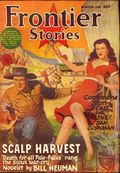 Frontier Stories (1924-1953 Doubleday/Fiction House) Pulp Vol. 16 #9