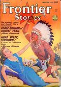 Frontier Stories (1924-1953 Doubleday/Fiction House) Pulp Vol. 17 #1