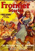Frontier Stories (1924-1953 Doubleday/Fiction House) Pulp Vol. 17 #2