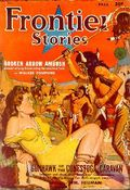 Frontier Stories (1924-1953 Doubleday/Fiction House) Pulp Vol. 17 #4
