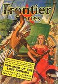Frontier Stories (1924-1953 Doubleday/Fiction House) Pulp Vol. 17 #5