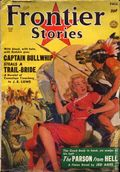 Frontier Stories (1924-1953 Doubleday/Fiction House) Pulp Vol. 17 #12