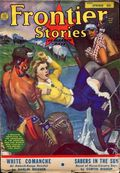 Frontier Stories (1924-1953 Doubleday/Fiction House) Pulp Vol. 18 #5