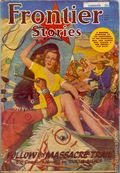 Frontier Stories (1924-1953 Doubleday/Fiction House) Pulp Vol. 18 #6