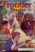 Frontier Stories (1924-1953 Doubleday/Fiction House) Pulp Vol. 18 #7