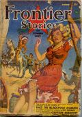 Frontier Stories (1924-1953 Doubleday/Fiction House) Pulp Vol. 18 #9
