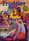 Frontier Stories (1924-1953 Doubleday/Fiction House) Pulp Vol. 18 #8