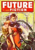 Future Fiction (1939-1941 Columbia Publications) Pulp Vol. 1 #2
