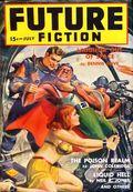 Future Fiction (1939-1941 Columbia Publications) Pulp Vol. 1 #3
