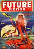 Future Fiction (1939-1941 Columbia Publications) Pulp Vol. 1 #4