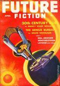 Future Fiction (1939-1941 Columbia Publications) Pulp Vol. 1 #5