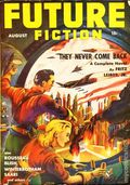 Future Fiction (1939-1941 Columbia Publications) Pulp Vol. 1 #6