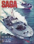 Saga Magazine (1950 2nd Series) Vol. 7 #3