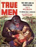 True Men Stories Magazine (1956-1974 Feature/Stanley) Vol. 1 #1