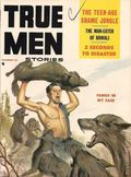 True Men Stories Magazine (1956-1974 Feature/Stanley) Vol. 1 #2
