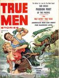 True Men Stories Magazine (1956-1974 Feature/Stanley) Vol. 1 #3