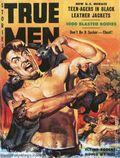 True Men Stories Magazine (1956-1974 Feature/Stanley) Vol. 1 #6