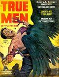 True Men Stories Magazine (1956-1974 Feature/Stanley) Vol. 2 #1
