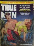 True Men Stories Magazine (1956-1974 Feature/Stanley) Vol. 2 #3