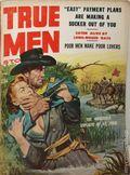 True Men Stories Magazine (1956-1974 Feature/Stanley) Vol. 2 #4