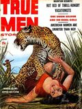 True Men Stories Magazine (1956-1974 Feature/Stanley) Vol. 2 #6
