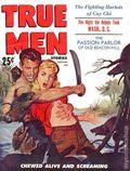 True Men Stories Magazine (1956-1974 Feature/Stanley) Vol. 3 #3