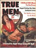 True Men Stories Magazine (1956-1974 Feature/Stanley) Vol. 3 #4