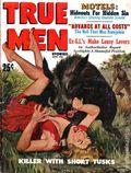 True Men Stories Magazine (1956-1974 Feature/Stanley) Vol. 3 #5