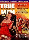 True Men Stories Magazine (1956-1974 Feature/Stanley) Vol. 3 #6