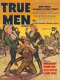 True Men Stories Magazine (1956-1974 Feature/Stanley) Vol. 4 #1