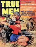 True Men Stories Magazine (1956-1974 Feature/Stanley) Vol. 4 #3