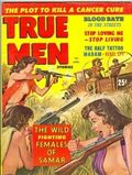 True Men Stories Magazine (1956-1974 Feature/Stanley) Vol. 4 #4