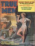 True Men Stories Magazine (1956-1974 Feature/Stanley) Vol. 5 #7